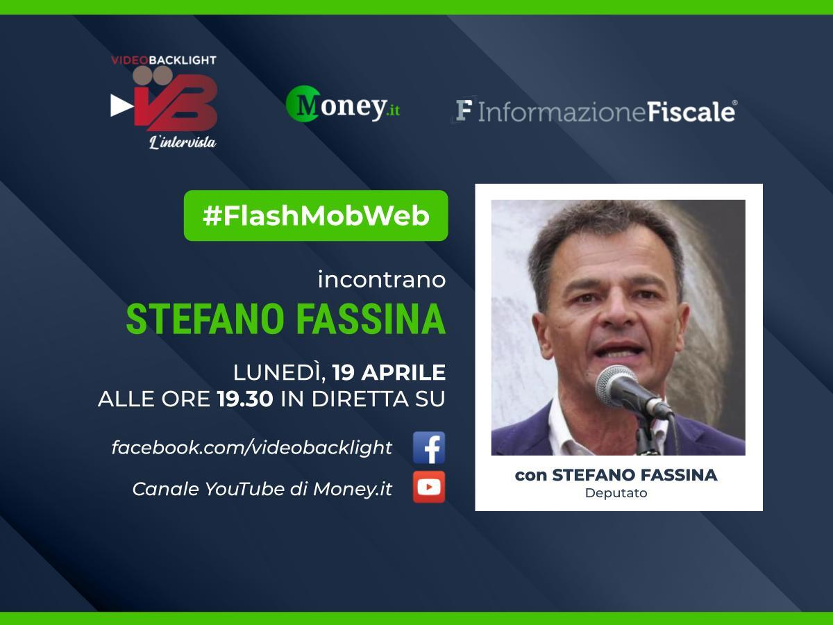 #FlashMobWeb con Stefano Fassina - l'evento